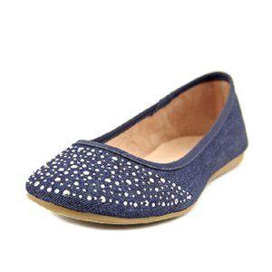 Style & Co Angelynn Women US 7 Blue Flats